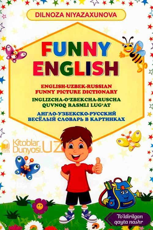 «Funniy english»